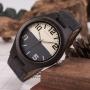 Relógio de Madeira Albert