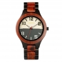 Relógio de Madeira Benjamin
