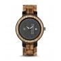 Relógio de Madeira Kauna Black
