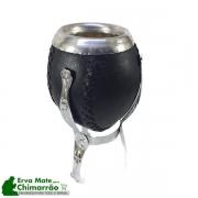 Coco Especial Preta c/ Suporte Alumínio