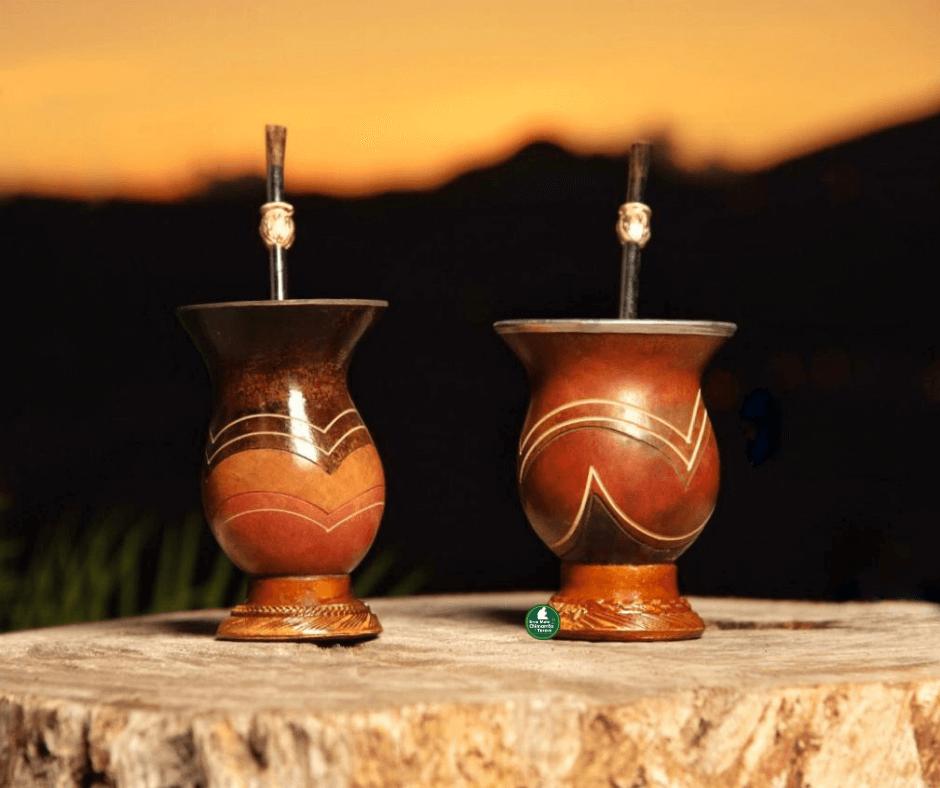 Cuia pra Chimarrão Tradição Campeira