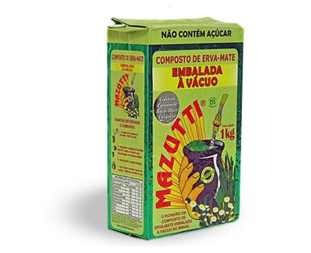 Erva Mate Composta Mazutti - 1Kg