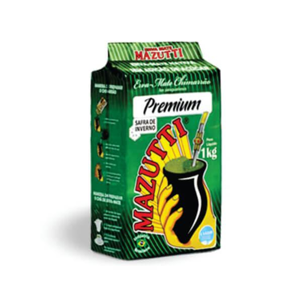 Erva Mate Premium Mazutti - 1Kg