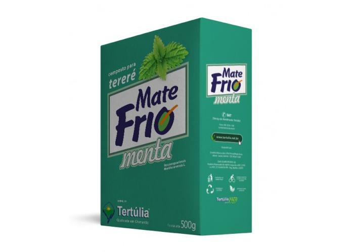 Erva-Mate Tereré Frio - Sabor Menta 500g