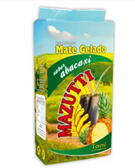 Erva Mate Tererê Mazutti ABACAXI - 500g