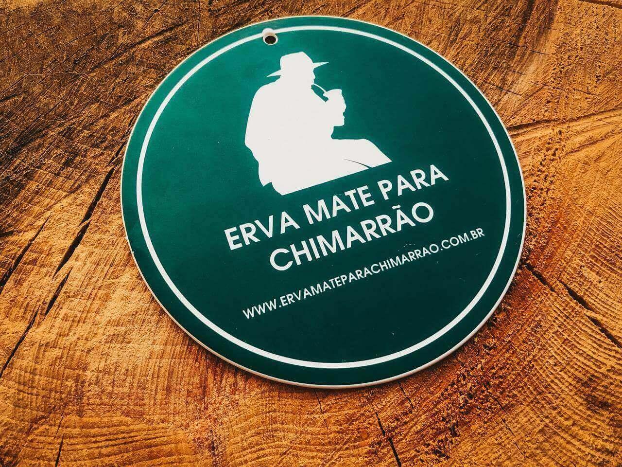 Vira Mate Cevador para Chimarrão