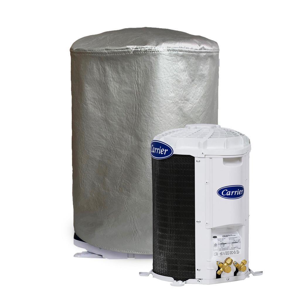 Capa Ar Condicionado Carrier 12.000 btus Barril  (QUENTE E FRIO)
