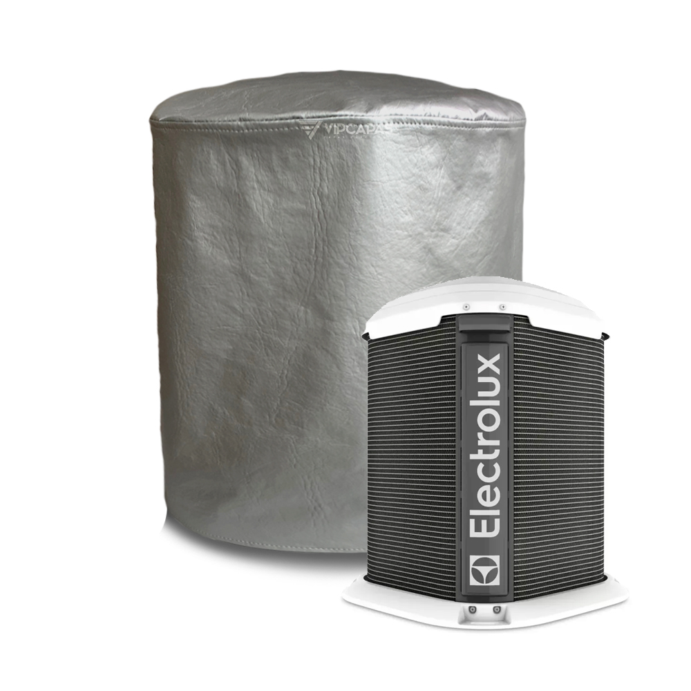 Capa Ar Condicionado Electrolux 12.000 btus Barril  (QUENTE/FRIO)