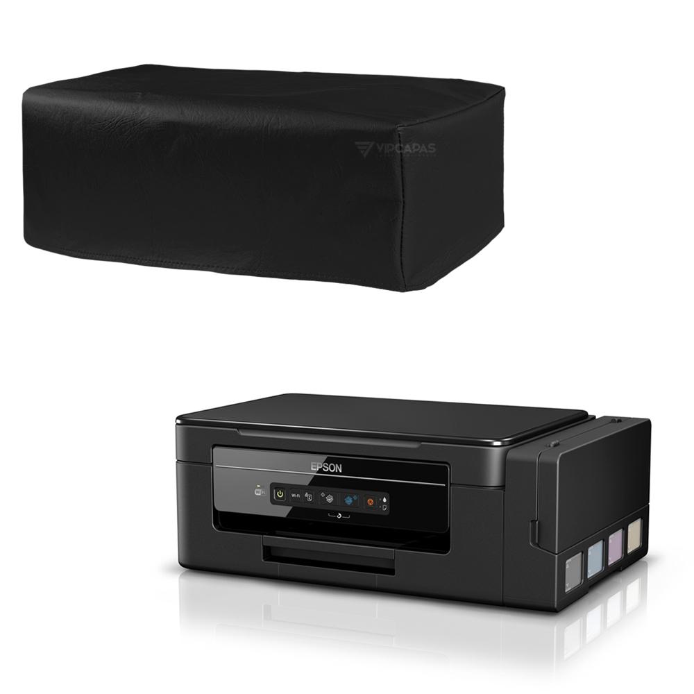 Capa Impressora Epson EcoTank L395 e L495
