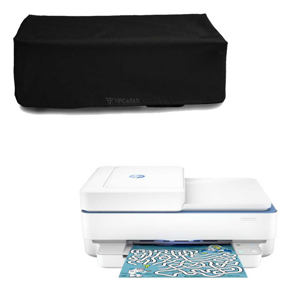 Capa Impressora Multifuncional HP Deskjet Advantage 6476 Preta