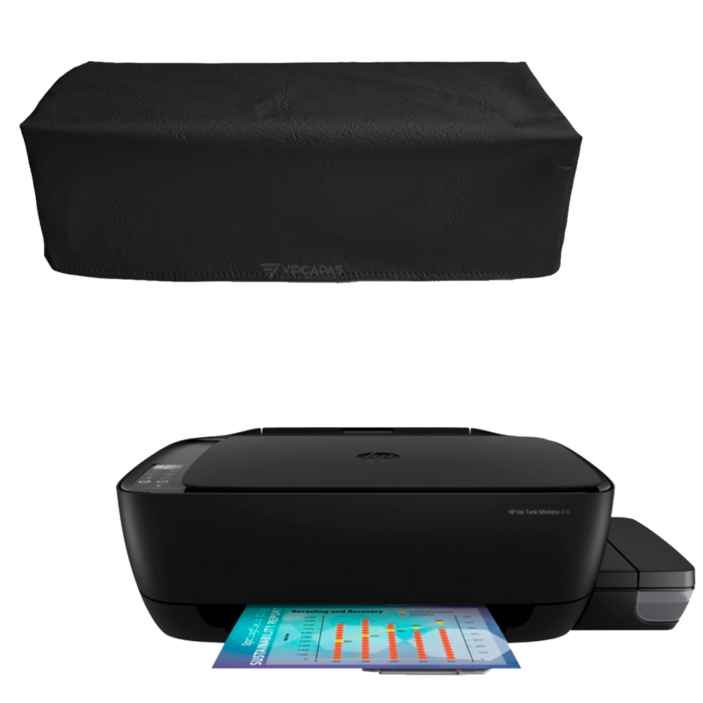 Capa Impressora Multifuncional HP Ink Tank 416