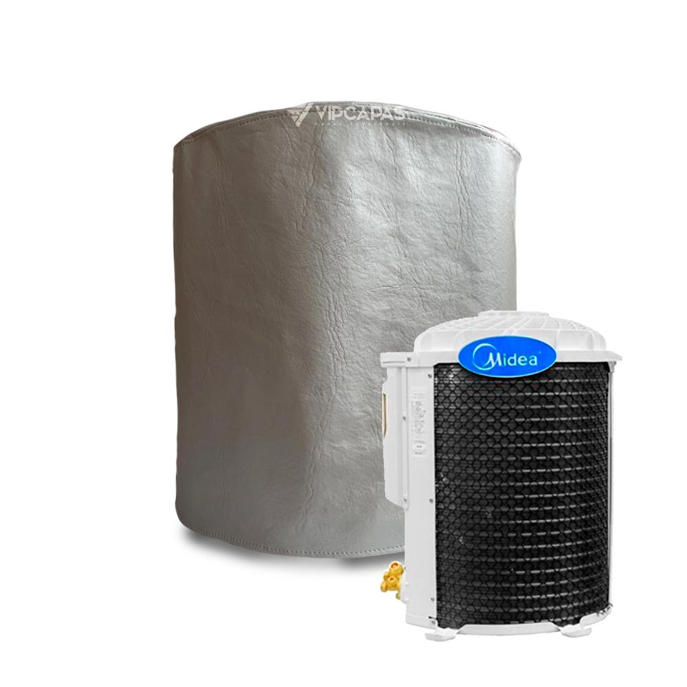 Capa Para Ar Condicionado MIDEA (FRIO E QUENTE/FRIO) 30000 btus Barril