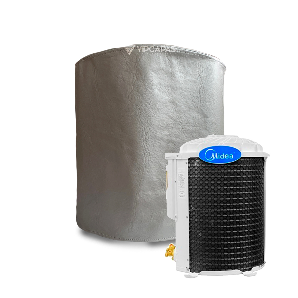 Capa Para Ar Condicionado MIDEA (QUENTE/FRIO) 18000 btus Barril