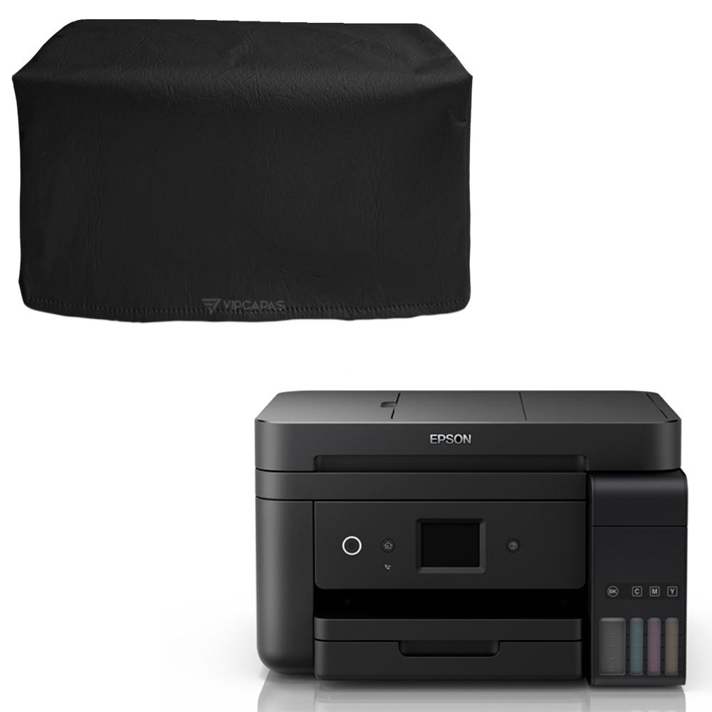 Capa Impressora Epson L6171 L6191