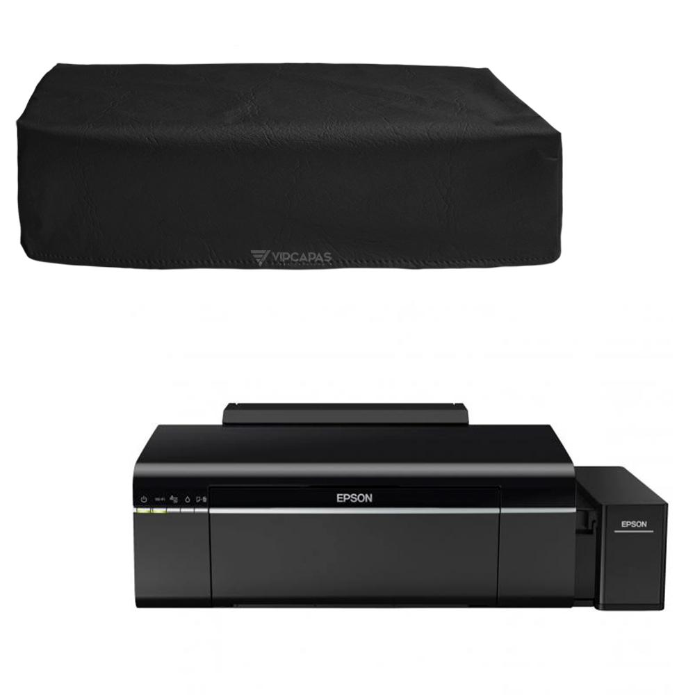 Capa Impressora Fotográfica Epson EcoTank L800 L805