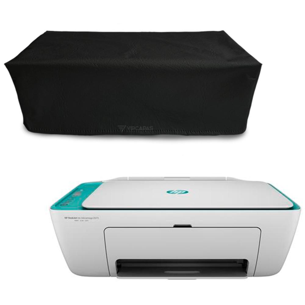 Capa Para Impressora Multifuncional HP 2136
