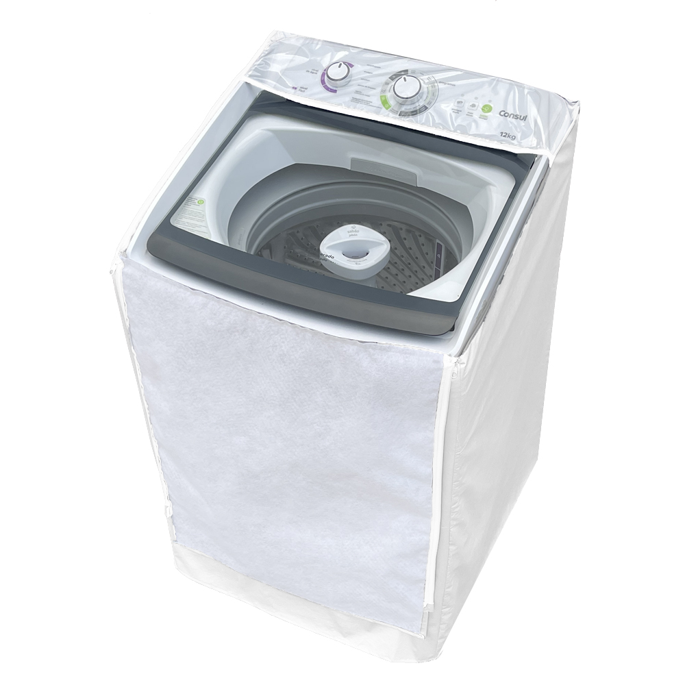 Capa Para Máquina de Lavar Consul 16kg Dosagem Extra Econômica e Ciclo Edredom - CWL16