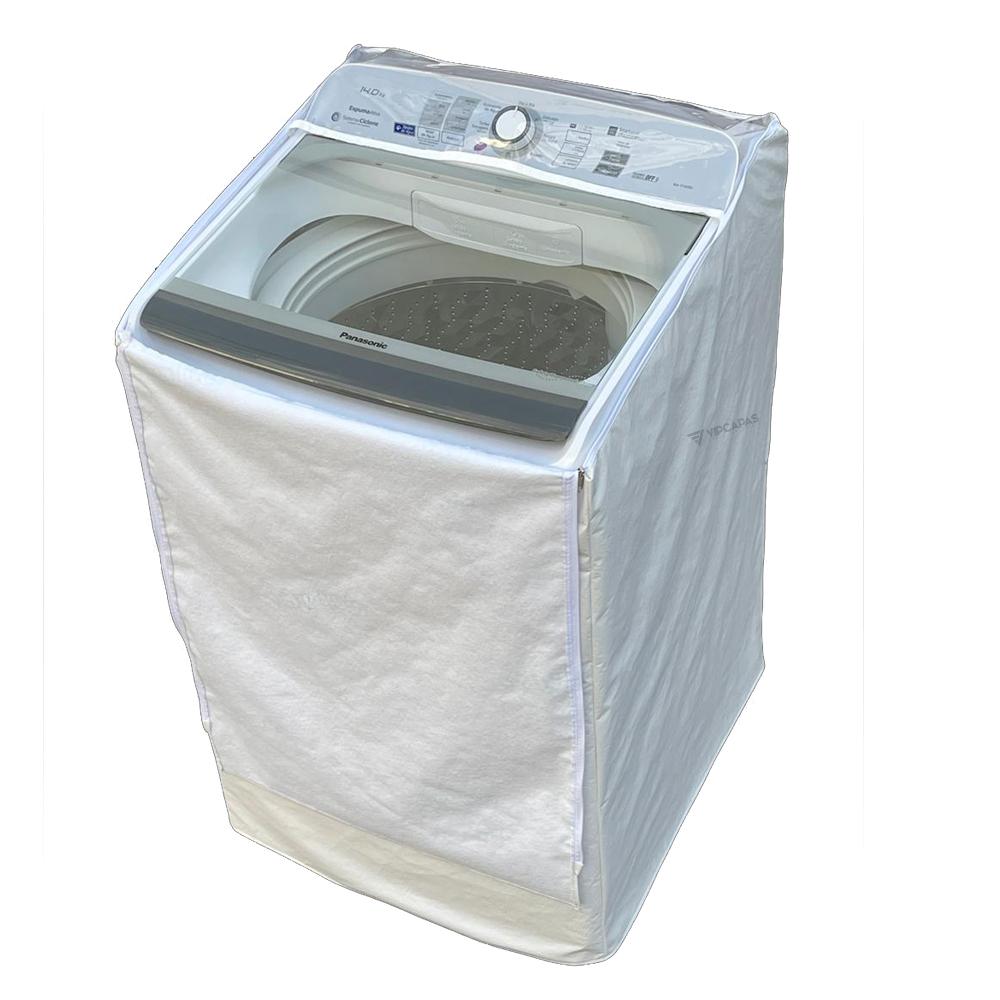 Capa para Máquina de Lavar Panasonic 14kg NA-F140B6W