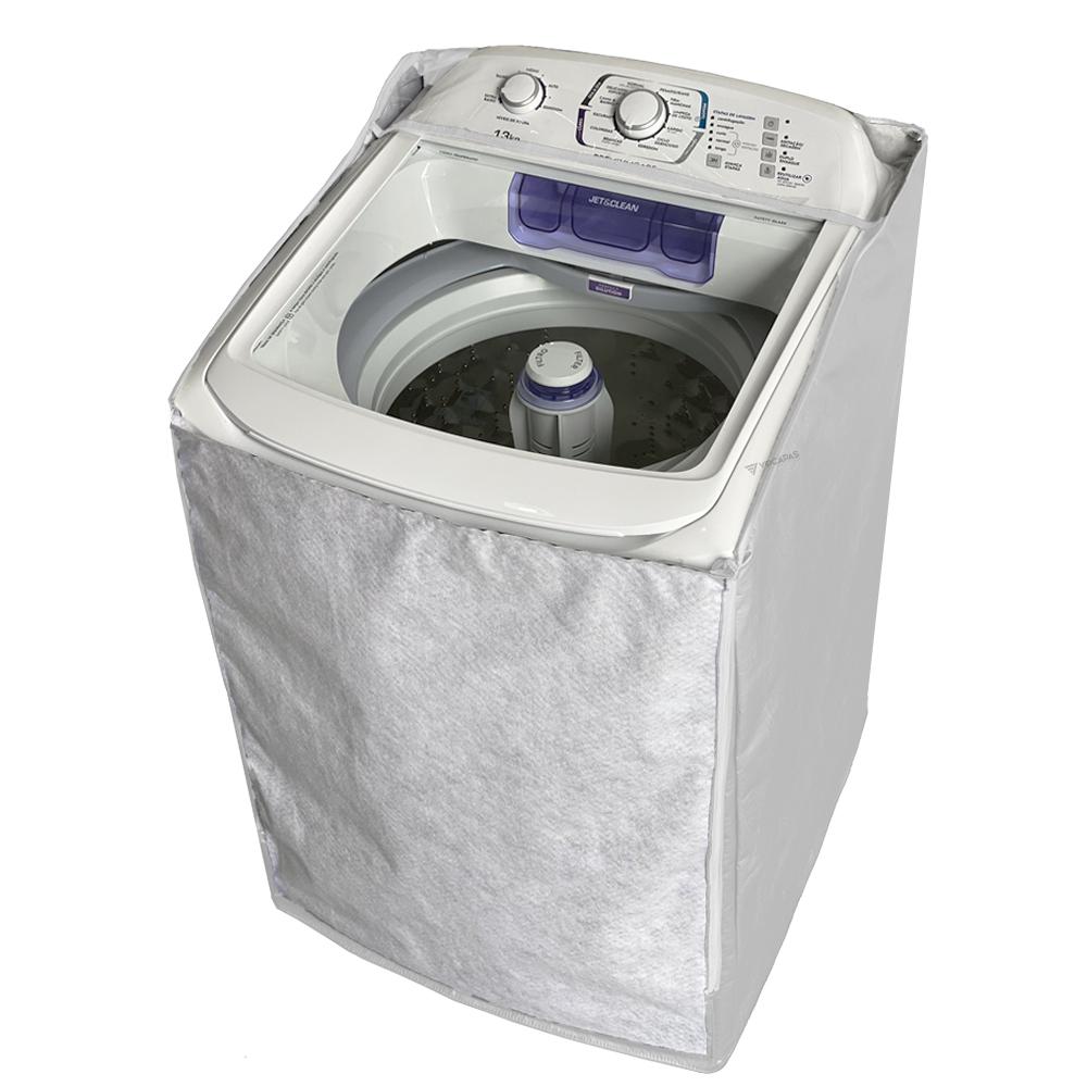 Capa Para Máquina de Lavar Turbo Electrolux 11Kg