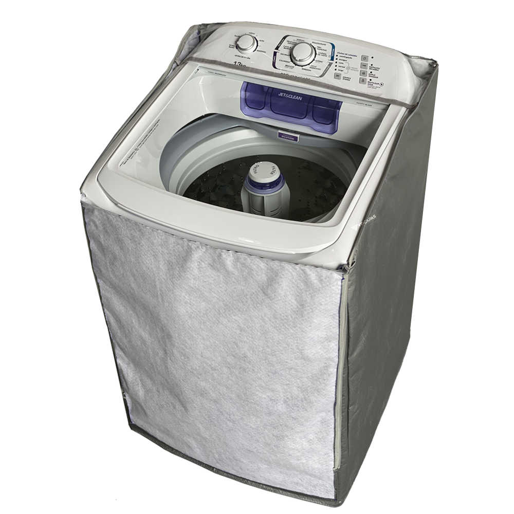 Capa Para Máquina de Lavar Turbo Electrolux 15Kg (LTD15)