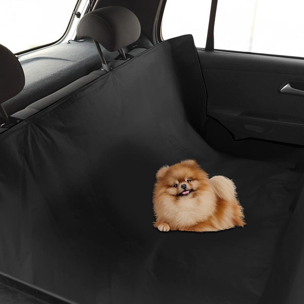 Capa Protetora de Banco para Cachorro em Corino Estampado impermeável