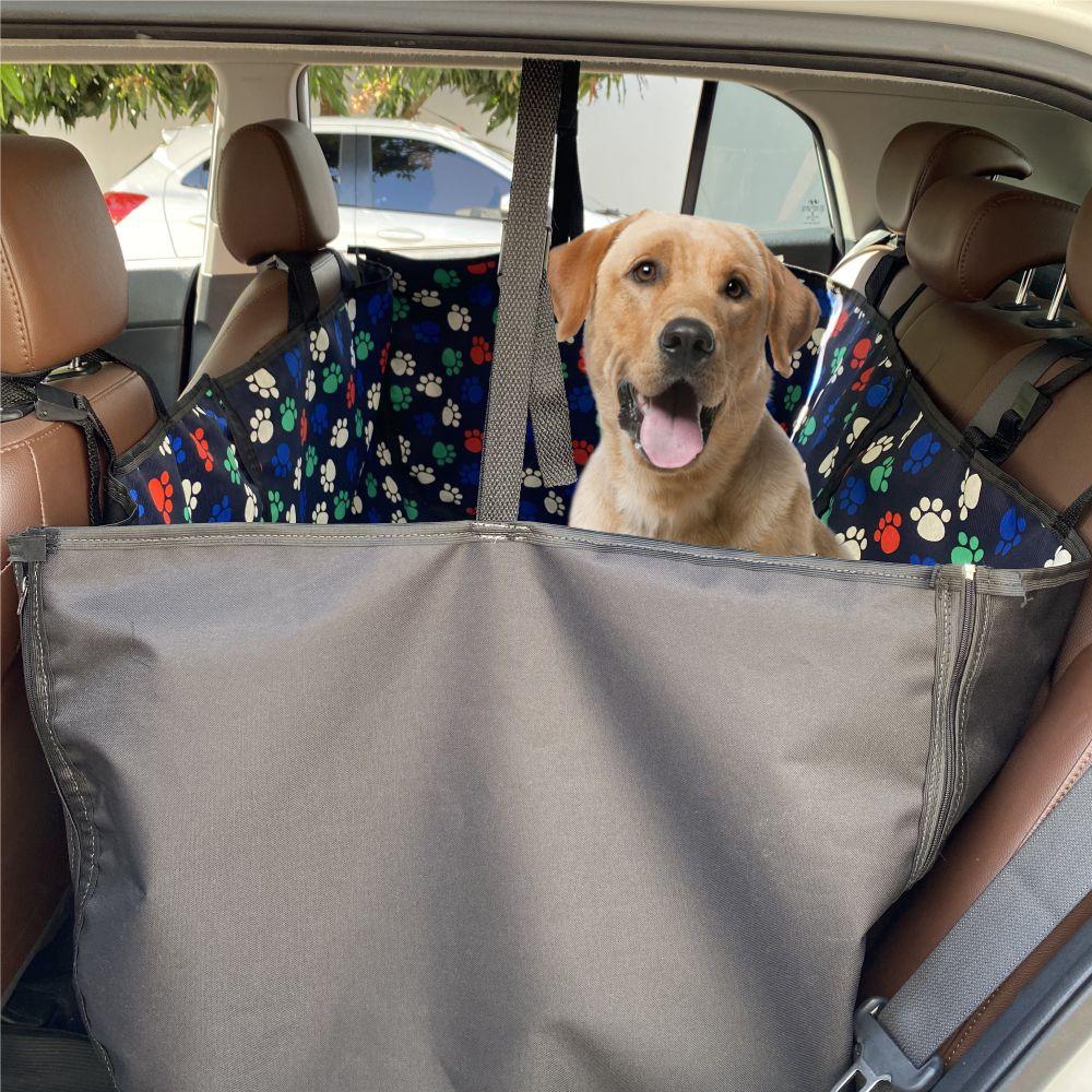 Capa Protetora de Banco para Cachorro - Pet Vip Estampada  6 em 1