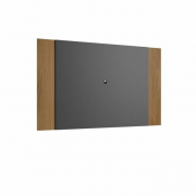 Painel Incolar unique 180cm Louro/Titânio