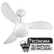 Ventilador de Teto Ventisol Fenix Branco - 220V