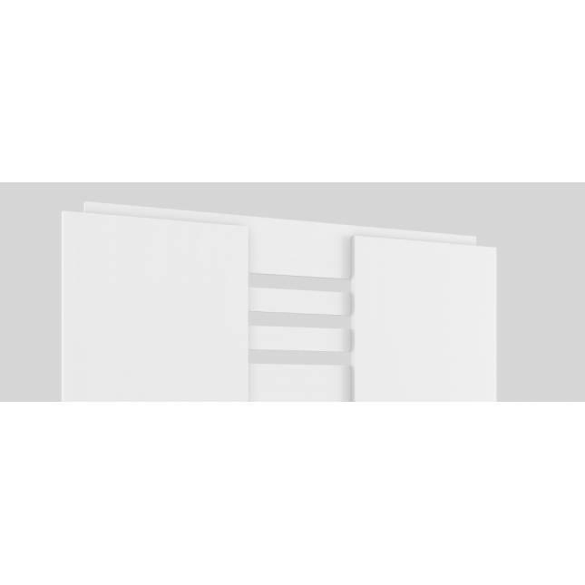 Cabeceira Casal THB Sensys Plus 4819 - Branca