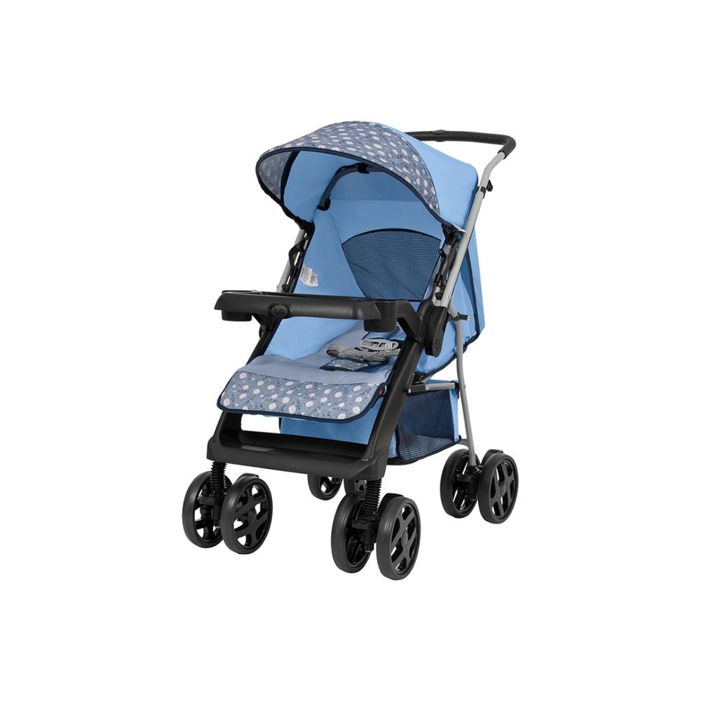 Carrinho de bebe Tutti Baby Joy - Azul