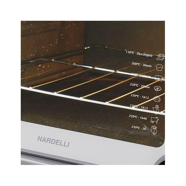 Forno Eletrico Nardelli Calabria Grill 45 Litros - 220v