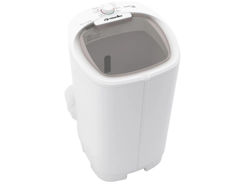 Lavadora de Roupas 10kg Family Lite Mueller - Branca - 220v