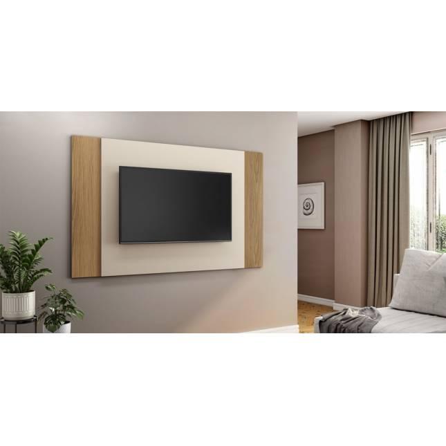 Painel Incolar Unique 180cm Louro/Nude
