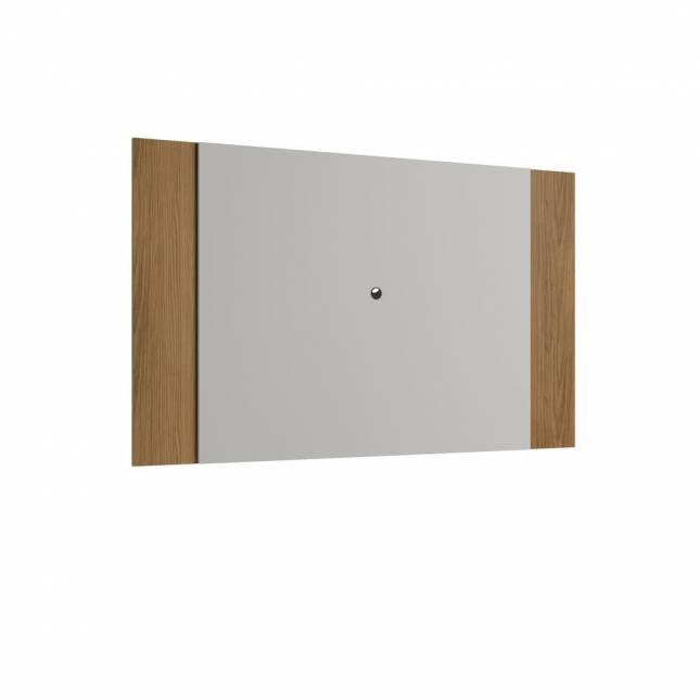 Painel Incolar Unique 180cm Louro/Off White