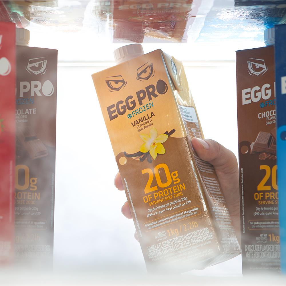 Egg Pro Baunilha