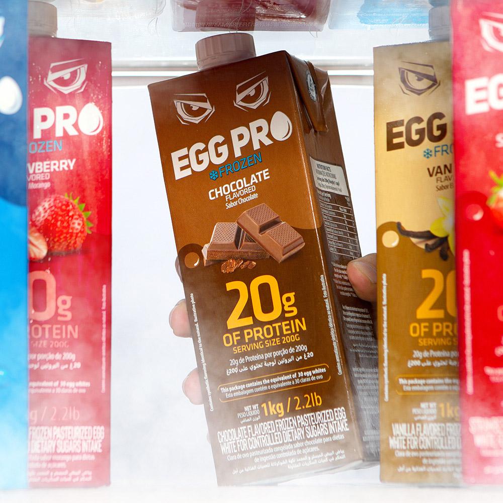Egg Pro Chocolate