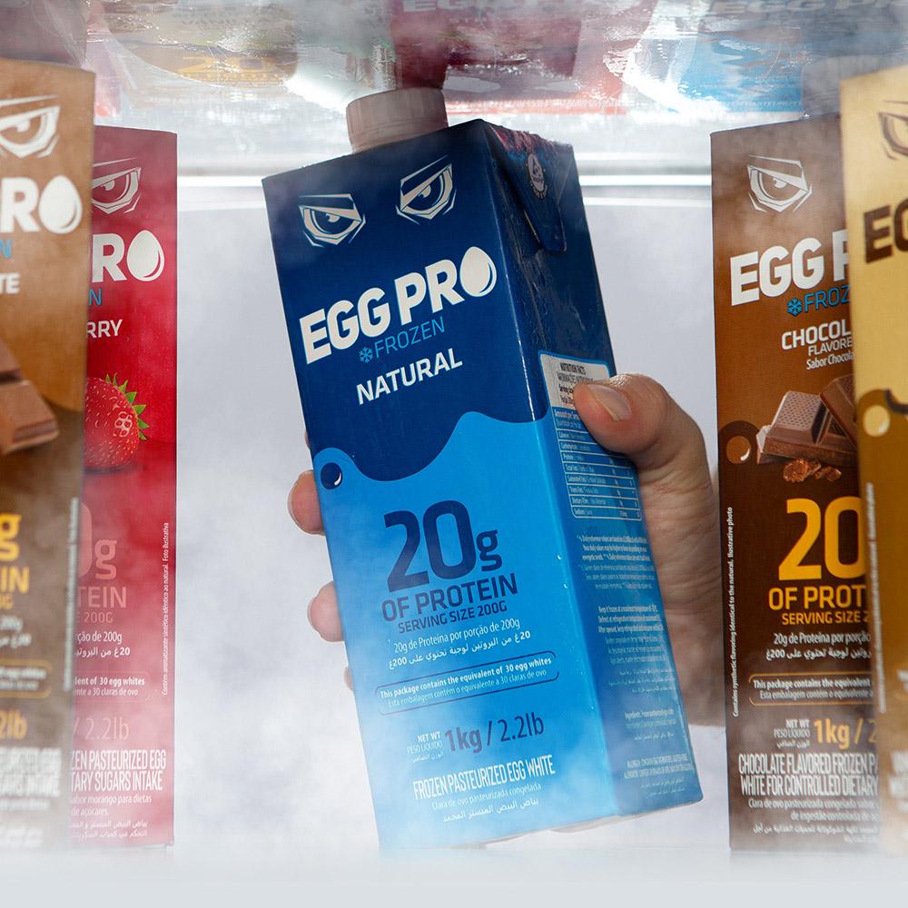 Egg Pro Natural