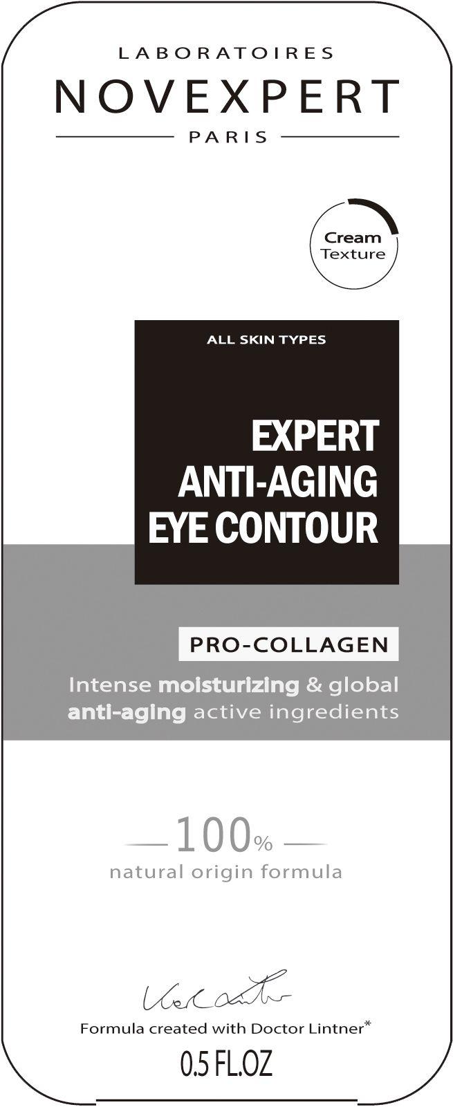 Expert Anti-Agine Eye Contour