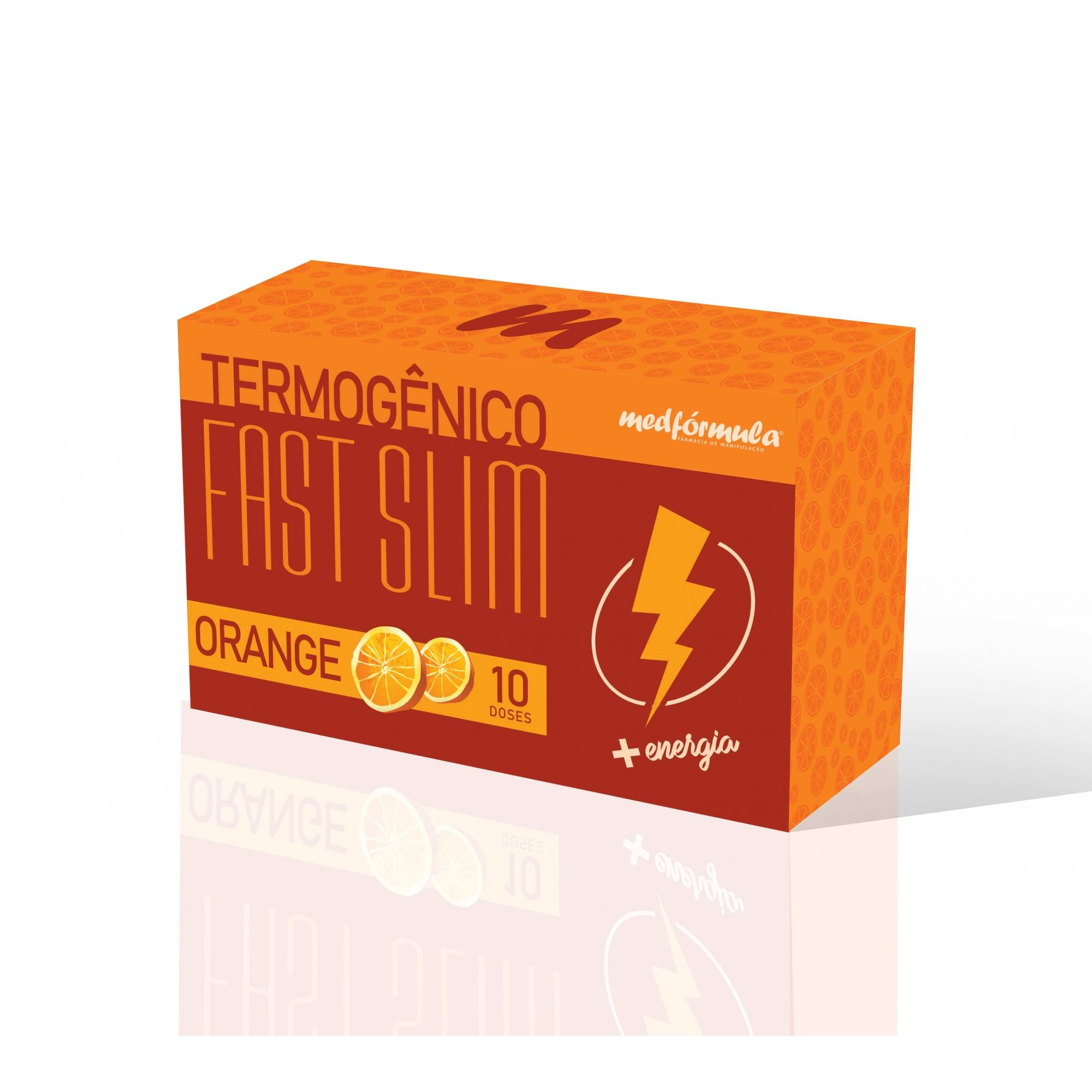 Fast Slim Orange