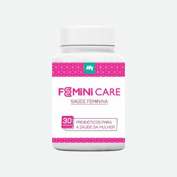 Femini Care - Probióticos para a saúde feminina