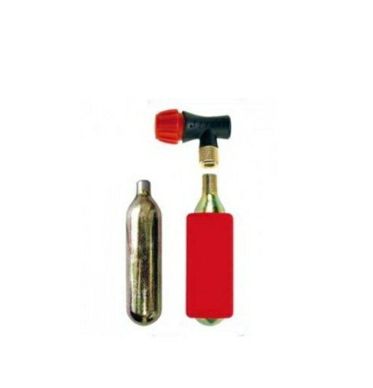 BOMBA CO2 LF0102 16 GRAMAS PLÁSTICO COM 01 REFIL LUFT