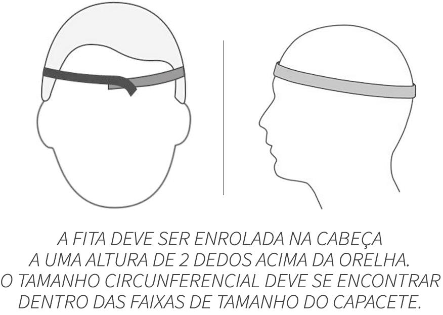 CAPACETE CICLISMO ABUS VIANTOR BRANCO/VERMELHO/PRETO  TAM. M  52 - 58 CM