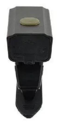FAROL EPICLINE MINI ROCKET SUPER LED 100 LUMENS USB BLACK