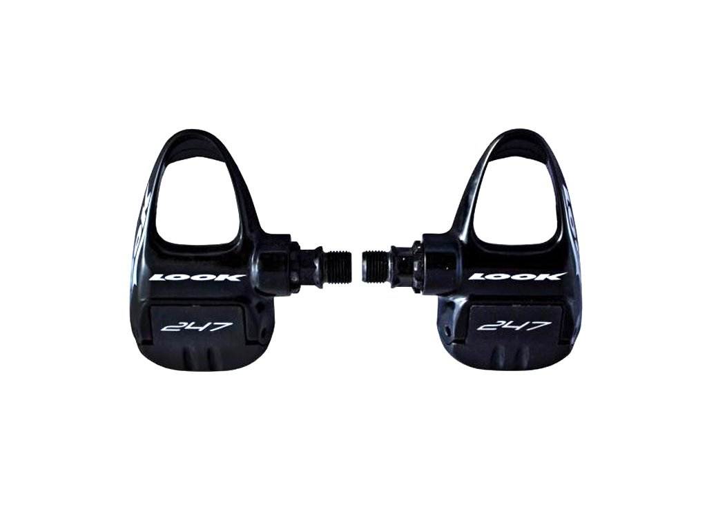 PEDAL LOOK SPEED PP 247 PRETO