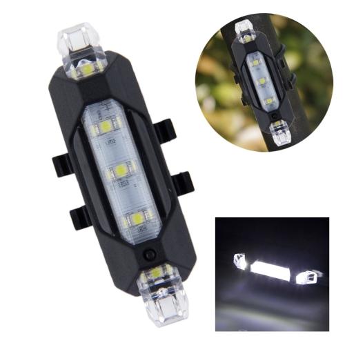 VISTA LIGHT EPICLINE EPL-TL5411BF 08-15 LUMENS LED BRANCO USB PRETO