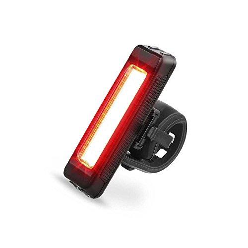 VISTA LIGHT EPICLINE EPL-TL5429BR SABRE 50-100 LUMENS LED VERMELHO USB PRETO