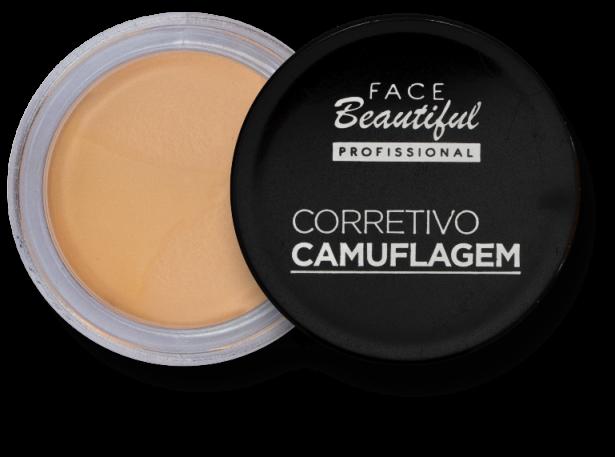 Corretivo Camuflagem  - FACEBEAUTIFUL