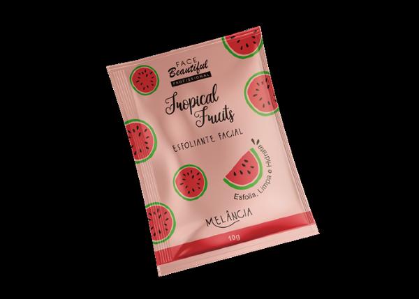 Esfoliante Melância Tropical Fruits Sachê  - FACEBEAUTIFUL