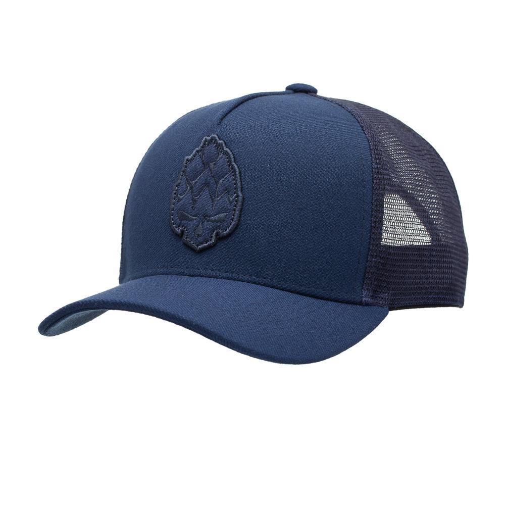 Boné Trucker College Azul