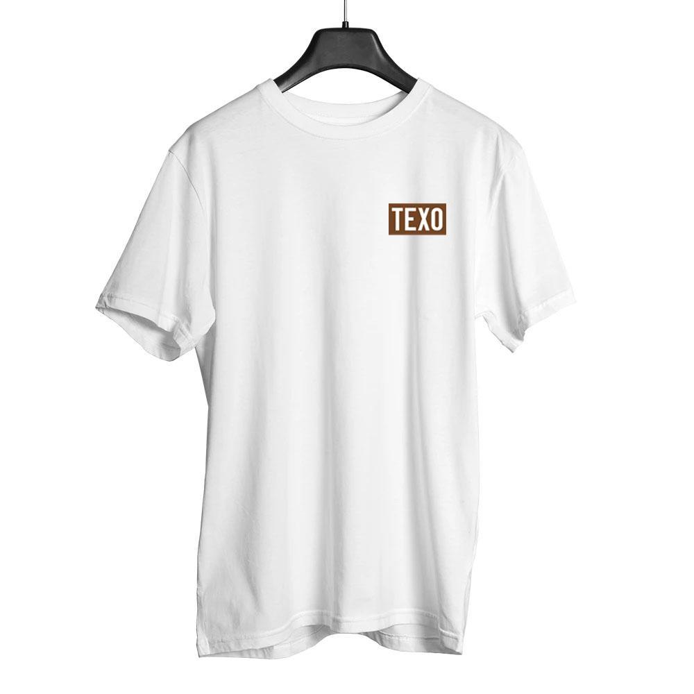 Camiseta Big Back Hopskull Branca